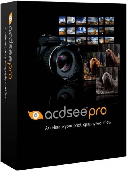 скачать бесплатно ACDSee Pro 4.0 Build 237 Final